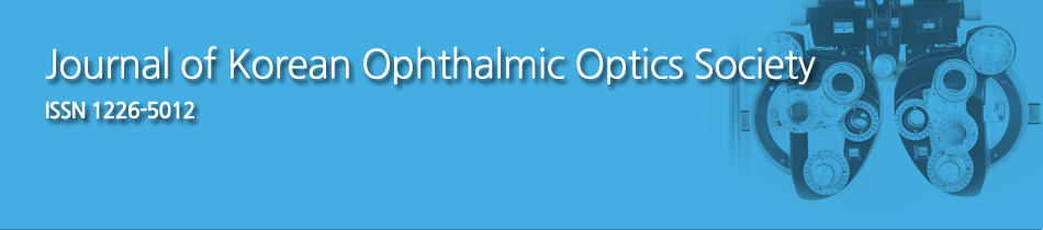 The Korean Ophthalmic optics society